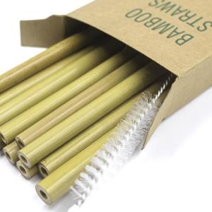 Bambusest joogikõrred