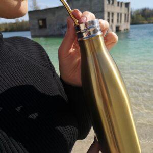Kuldne termospudel